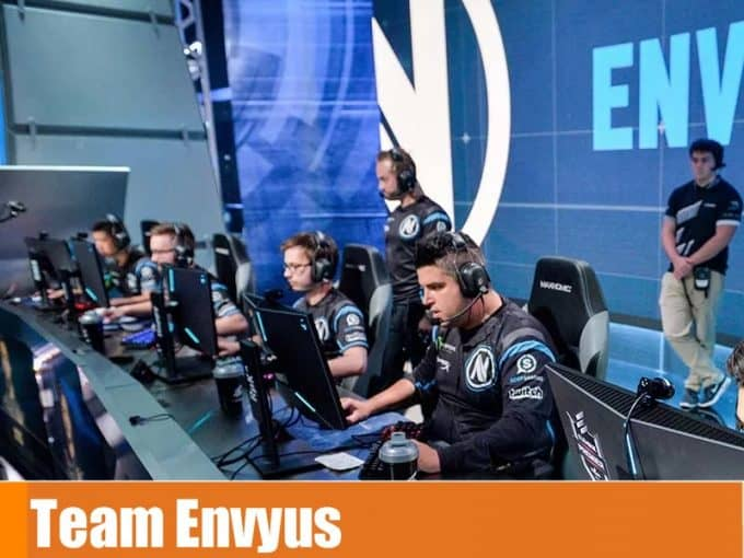 Команда Team Envy в кс го